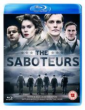 THE SABOTEURS - BLU-RAY - REGION B UK