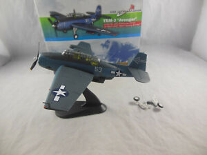 Hobbymaster HA1205 TBM-3 Avenger VT9N)-90 Uss Enterprise (CV-6) 1945 Ltd Ed