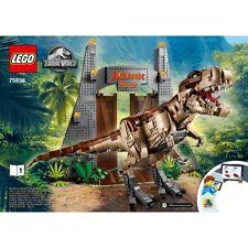 LEGO Jurassic Park: T. rex Rampage - 75936 Brand New Sealed