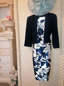 STUNNING MOTHER OF THE BRIDE OUTFIT SIZE 16
