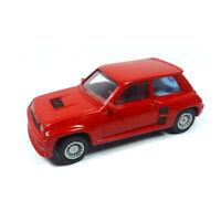 Norev 319201 Renault 5 Turbo rot - Retro Maßstab 1:64 Modellauto NEU!°