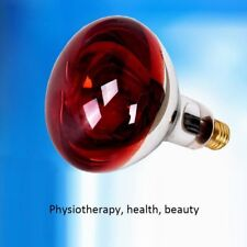 Electromagnetic Wave Red Light Bulb 275W Infrared Treatment Electric Baking Lamp