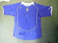 Brazil Extra Large Mens Away Football Shirt