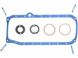 For 2002-2005 Workhorse FasTrack FT1601 Oil Pan Gasket Set Felpro 39438SB 2003
