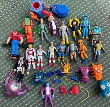 Ghostbusters Figure Lot 80s Vintage Bundle Toys
