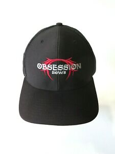 Obsession Bows Trucker Style Baseball Hat Unisex Adults