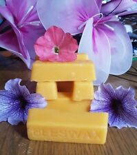 Beeswax Blocks ~ 100% Pure & Natural Beeswax