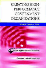 Creating High Performace Organizations: Survey of Practices and Results of Empl