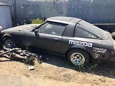 1982 Mazda rx7 fb3s race car parts car project scca Rotary racing beat