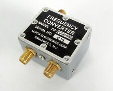 Lorch Electronics Model Fc 201w 55s Frequency Converter Sma Connectors
