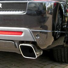 Exhausts tips tail pipes Range Rover Sport Autobiography Diesel stainless steel