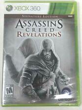 NEW Assassins Creed: Revelations Xbox 360 / Xbox One Compatible Ubisoft