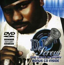DJ Screw - Untold Story [New CD]