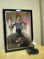 40th ANNIVERSARY CHRISTMAS BARBIE SPECIAL EDITION 1999