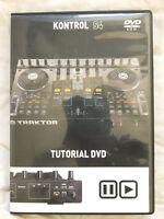 Kontrol S4 Tutorial DVD Part 1 c034 Learn to DJ with the Traktor