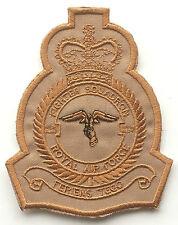 RAF no.25 Escadron désert Couleurs Royal Air Force brodé patch officiel