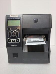 Zebra ZT410 Industrial Thermal Label Printer *