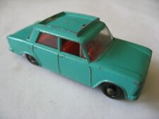 "VINTAGE ""MATCHBOX"" SERIES No56 FIAT 1500 MADE IN ENGLAND BY LESNEY"