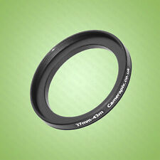 37mm to 43mm 37-43 37-43mm 37mm-43mm Stepping Step Up Lens Filter Ring Adapter