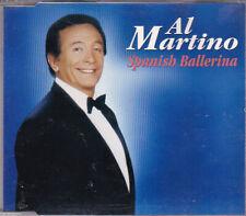 ♫ AL MARTINO - SPANISH BALLERINA ( DIETER BOHLEN ) MCD SINGLE 1993 MEGA RARE
