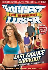 THE BIGGEST LOSER - THE WORKOUT - LAST CHANCE WORKOUT (JILLIAN MICHAELS) ( (DVD)