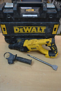DeWalt DCH133N-XJ 18v Brushless SDS Plus Hammer Drill Cordless Bare Unit