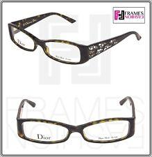 dafb3834e2d0 Christian Dior Minuit Flor Cristal CD3253 Habana 54mm Rx gafas Ópticos