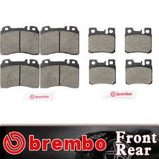 SCD847 FRONT Ceramic Brake Pads Fits 04 Mercedes-Benz C230