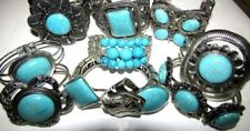 Unbranded Turquoise Cuff Costume Bracelets