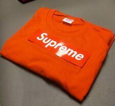 "Supreme ""Blank"" T-Shirt◾Orange◾Large◾Brand New!◾100% AUTHENTIC◾FREE STICKER!!💯"