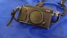 << Fujifilm X-E1 BODY Spiegelreflexkamera Kamera >>