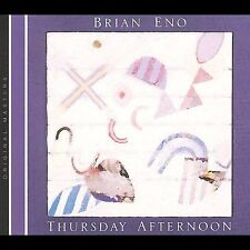 Brian Eno, Thursday Afternoon, Excellent Original recording remastered