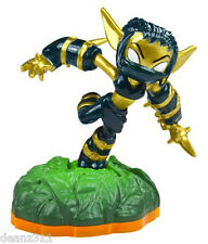 Skylanders Giants/Swap Force LEGENDARY STEALTH ELF - LOOSE FIGURE BRAND NEW RARE