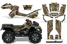CanAm Outlander XMR Graphic Kit 500/800 AMR Decal ATV Sticker Part WOODLAND