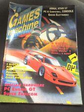 THE GAMES MACHINE n.28 Febbraio 1991 96 pagine XENIA CHOAS STRIKES BACK no zzap