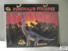 Brachiosaurus Jurassic Park Dinosaur Standee 8.5 inches x 12 inches 1993 Osp