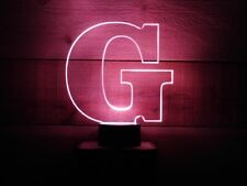 """A Beautiful """"Custom Made"""" LED Night Light with an 8"""" Acrylic Letter"""