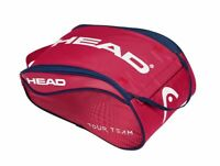 Head Tour Team Shoebag raspberry/navy Tennistasche