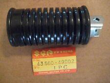 SUZUKI GS850/750/650/550/450/425/300/1100/1000 FOOT REST NOS!