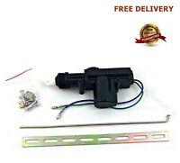 1 pc x Universal 2 Wire Slave Door Motor Solenoid Actuator Central Locking 12V