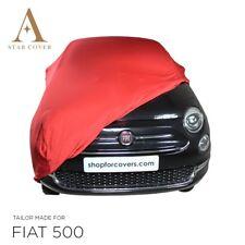 FIAT 500 & 500C ABDECKPLANE AUTOABDECKUNG > SCHÜTZDECKE > INDOOR CAR COVER > NEU