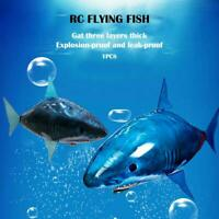 Remote Control Shark Toys Air Swimming Fish Infrared RC Flying Air Balloons Clow