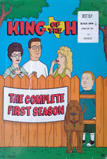 KING OF THE HILL - COMPLETE FIRST SEASON - (3) DVD BOX SET - STILL SEALED