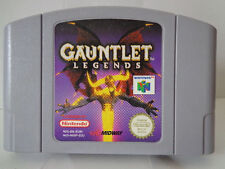N64 Spiel - Gauntlet Legends (PAL) (Modul)