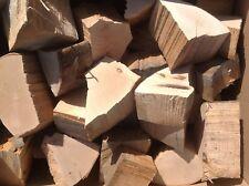 Grillholz Buche Chunks 10 kg BBQ Holz Smoker Wood Räucherholz Räuchern grillen