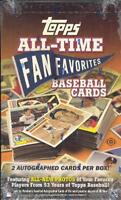 2004 Topps Fan Favorites Baseball - Pick A Player