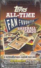2004 Topps Fan Favorites Baseball - Pick A Player