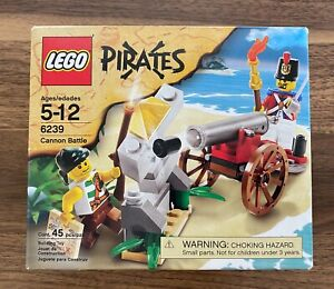 *NEW* Lego 8397 Pirates Canon Battle Pirate Soldier Treasure Map Musket Sword