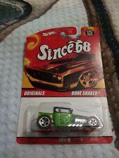 RARE Hot Wheels SINCE 68 / 40th Anniversary BONE SHAKER (Originals) #8