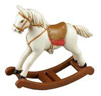 Reutter Porzellan Schaukelpferd Rocking Horse Puppenstube 1:12 Art 1.759/0